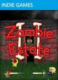 Zombie Estate II Xbox 360 Front Cover
