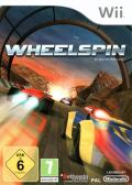 Speed Zone Wii Front Cover
