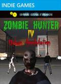 Zombie Hunter IV: Urban Annihilation Xbox 360 Front Cover