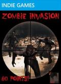 Zombie Invasion Xbox 360 Front Cover