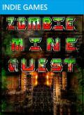 Zombie Mine Quest Xbox 360 Front Cover