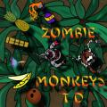 Zombie Monkeys TD Windows Phone Front Cover