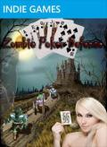 Zombie Poker Defense Xbox 360 Front Cover