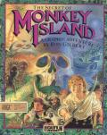 The Secret of Monkey Island Amiga Front Cover