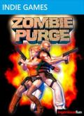 Zombie Purge Xbox 360 Front Cover