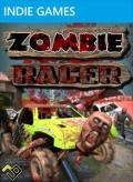 Zombie Racer Xbox 360 Front Cover
