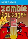 Zombie Sausages 2 Xbox 360 Front Cover