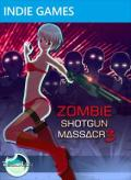 Zombie Shotgun Massacre 3 Xbox 360 Front Cover
