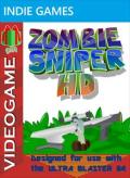 Zombie Sniper HD Xbox 360 Front Cover