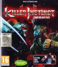 Killer Instinct: Combo Breaker Pack Xbox One Front Cover