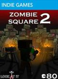 Zombie Square 2 Xbox 360 Front Cover