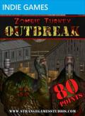 Zombie Turkey: Outbreak Xbox 360 Front Cover