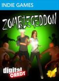 ZombieGeddon Xbox 360 Front Cover