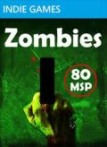 Zombies Xbox 360 Front Cover