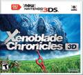 Xenoblade Chronicles New Nintendo 3DS Front Cover