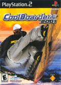 Cool Boarders 2001 PlayStation 2 Front Cover