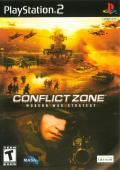 Conflict Zone PlayStation 2 Front Cover