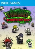 Zombies Ruined My Day Xbox 360 Front Cover