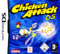 Chicken Attack Nintendo DS Front Cover