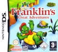 Franklin's Great Adventures Nintendo DS Front Cover