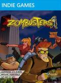 Zombusters Xbox 360 Front Cover