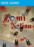 Zomi Nation Xbox 360 Front Cover