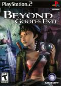 Beyond Good & Evil PlayStation 2 Front Cover