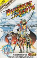 Defenders of the Earth ZX Spectrum Front Cover