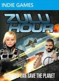 Zulu Hour Xbox 360 Front Cover