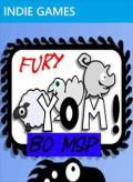 Fury Yom! Xbox 360 Front Cover