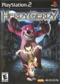 Herdy Gerdy PlayStation 2 Front Cover