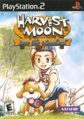 Harvest Moon: Save the Homeland PlayStation 2 Front Cover