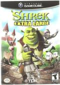 Shrek GameCube Front Cover