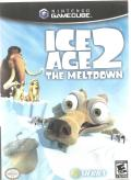 Ice Age 2: The Meltdown GameCube Front Cover