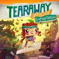 Tearaway: Unfolded (Crafted Edition) PlayStation 4 Front Cover