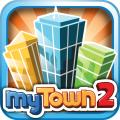 MyTown 2 iPad Front Cover