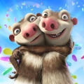 Ice Age: Village iPad Front Cover