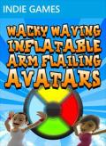 Wacky Waving Inflatable Arm Flailing Avatars Xbox 360 Front Cover