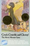 Crush, Crumble and Chomp! DOS Front Cover