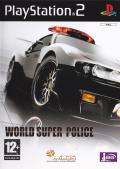 World Super Police PlayStation 2 Front Cover
