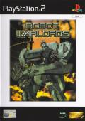 Robot Warlords PlayStation 2 Front Cover