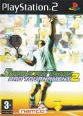 Smash Court Tennis Pro Tournament 2 PlayStation 2 Front Cover