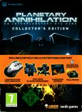 Planetary Annihilation (Collector's Edition) Linux Front Cover W paper strap