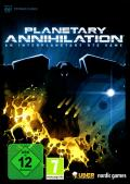 Planetary Annihilation Linux Front Cover