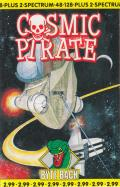 Cosmic Pirate ZX Spectrum Front Cover