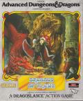 Dragons of Flame Atari ST Front Cover