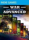 War: The Card Game Advanced Xbox 360 Front Cover