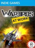 Warbirds at Work Xbox 360 Front Cover