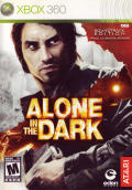 Alone in the Dark (Soundtrack Edition) Xbox 360 Front Cover