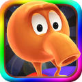 Q*bert: Rebooted iPad Front Cover